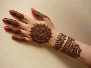 Mehandi Design for Hands