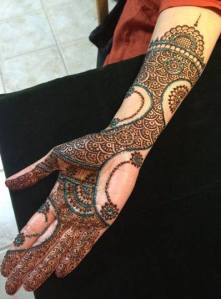 Mehandi Henna for Hands